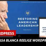 LA CASA BLANCA REELIGE WORDPRESS